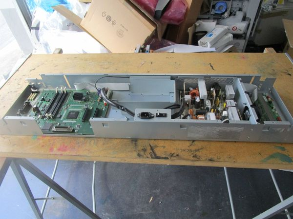 HP - Elektronic kompl. für HP - DesignJet 1050C/1055CM plus