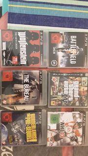 6 Spiele für Sony Play