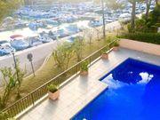Mallorca - Apartment mit Hafen - und