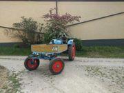 Eicher Geräteträger G30 Oldtimer Traktor