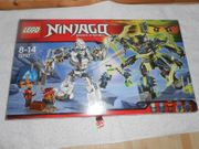 70737 LEGO Ninjago Titanroboter gegen
