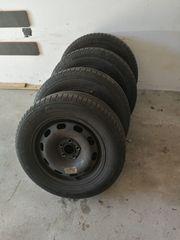 Für Golf 4 Stahlfelgen Reifen