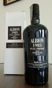 Rum Rhum Demerara VELIER Albion