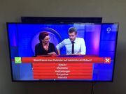 SAMSUNG LED-TV 55 mit Standfuss