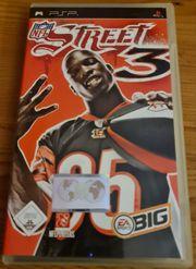Für PSP NFL Street 3