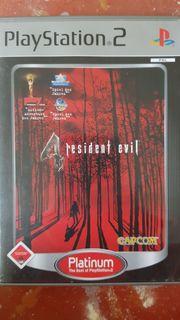 Resident Evil 4 Playstation