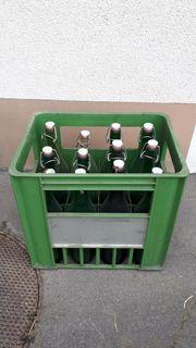 Flaschen mit Bügelverschluss