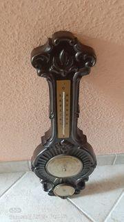 Fischer Wetterstation Barometer Thermometer Hygrometer