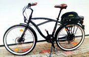 E Bike Nostalgie