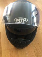 Motorrad Helm Gr S 1x