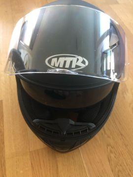 Motorrad Helm Gr. S 1x getragen Motorradhelm