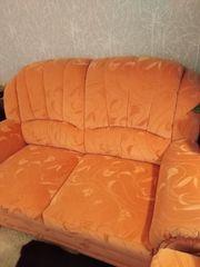 Verkaufe Sitzgarnitur 3 und 2
