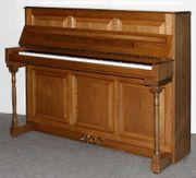 Klavier Seiler 116 Eiche satiniert