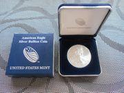USA 1 Dollar Silver Eagel
