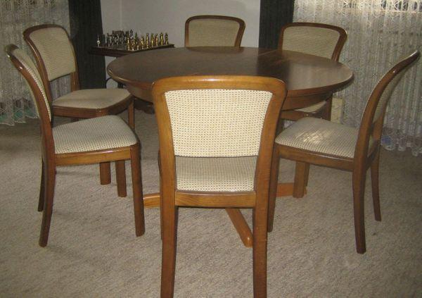 Esszimmertisch Stühle Neuching Mit 6 In SpeisezimmerEssecken OvwyP8mNn0
