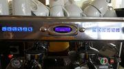 Siebträger Espressokaffeemaschine 2 gruppig Electro