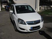 Gepflegter Opel Zafira 1 6