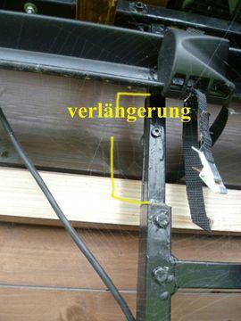 Bild 4 - Fahrradträger SR2 Bullwing Nr 67 - Lichtenau