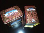 Zwei Mini Keksdosen Motiv Nürnberg