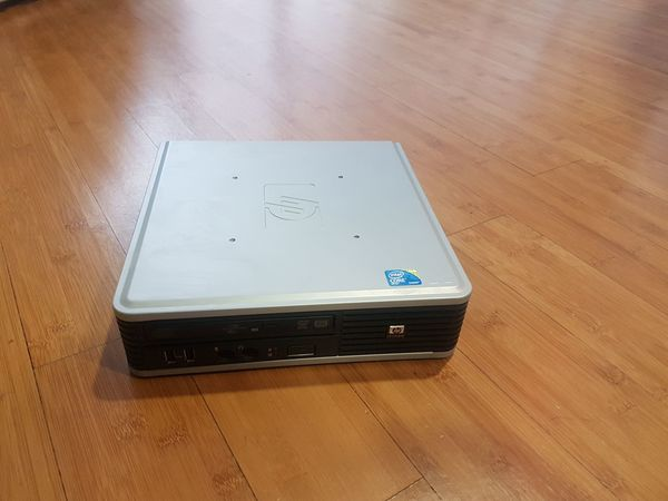 HP Ultra Slim Desktop PC