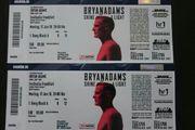Konzertkarten Eintrittskarten Brian Adams