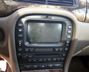 Jaguar S Type Navigation Display