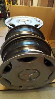 Radkappen Mercedes-Benz Stahlfelgen 15