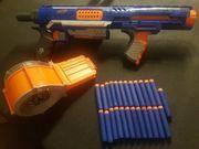 NERF N- Strike Elite Rampage