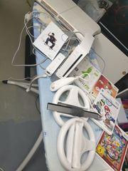 Nintendo Wii inklusive Wii Board