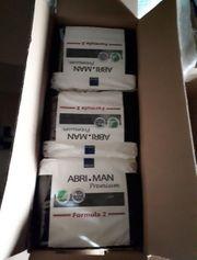 12 Packungen männer Inkontinenzmaterial