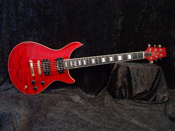 Baker B1 Gitarre