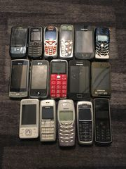 16x Handy Smartphone Samsung Defekt