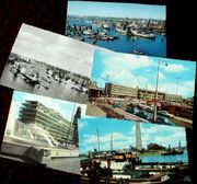Rotterdam - 5 tolle alte Postkarten