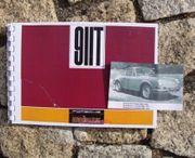 Betriebsanleitung Porsche 911 2 0