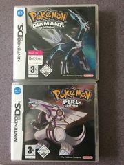 Nintendo DS Spiele Diamant und