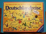 Deutschlandreise - Brettspiel