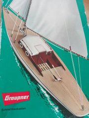 RC Graupner Segelboot Collie Rarität