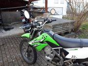 bitte eine Kawasaki 125er guten
