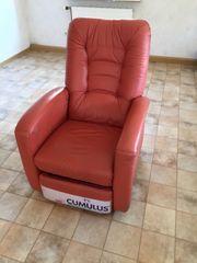 CUMULUS TV Sessel mit elektronischer