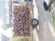 Brennholz Fichte 1m gespalten