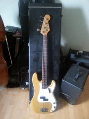 Fender 1966 Precision Bass Vintage