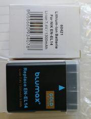 Ersatzakku für Nikon En EL14