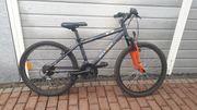 Fahrrad Mountainbike 24 Zoll RockRider