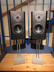 2 HiFi-Lautsprecher