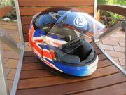 super Motorrad-Helm von Arai