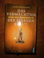 Buch Roman Sara Douglass Das