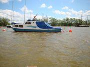 Motorboot für Liebhaber und Bastler