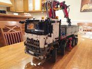 Lego Technic Mercedes-Banz Arocs 42043