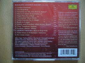 CDs, DVDs, Videos, LPs - Audio-CD Mozart - The Christmas Album