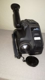 JVC Videokamera S-VHS-C